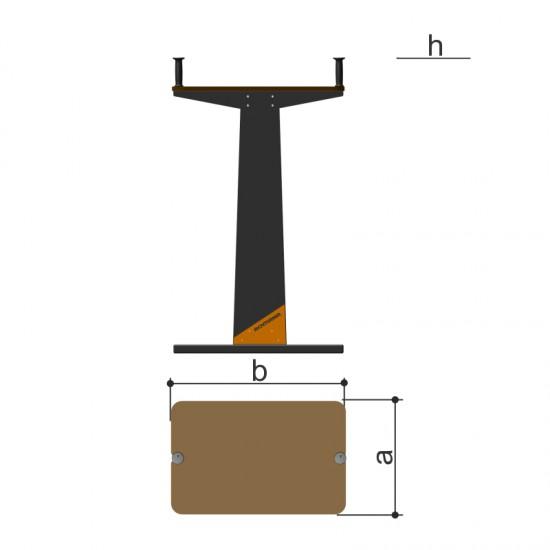 Стол для армреслинга Romana 207.05.02