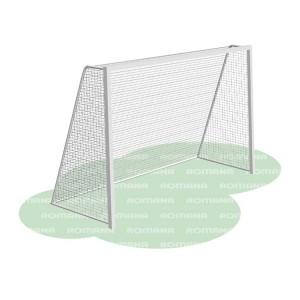 Ворота для игры в мини-футбол и гандбол Romana 203.08.00
