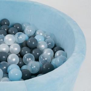 Romana Airpool Max (голубой) (серые шарики)