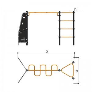Серия треугольник Romana 401.25.00