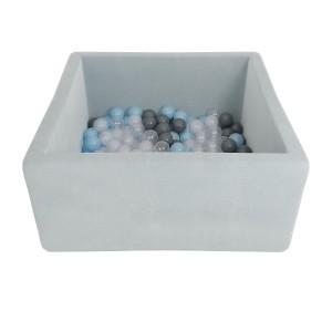 Romana Airpool BOX (серый) (серые шарики)