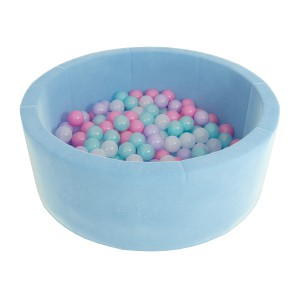 Romana Airpool Max (голубой) (розовые шарики)