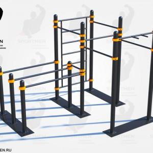 Мобильный спортивный комплекс СВС-105