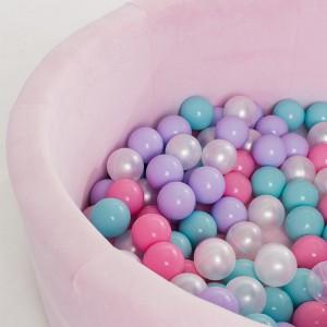 Romana Airpool Max (розовый) (розовые шарики)