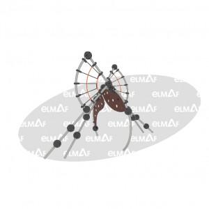 Игровой лаз «Комар»