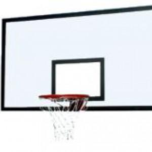 Щит баскетбольный игровой из влагостойкой фанеры