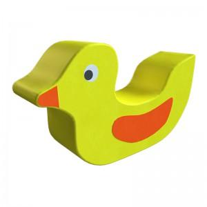 Контурная игрушка «Утёнок»