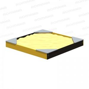 Песочница (2 x 2, фанера) Romana 109.33.00