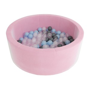 Romana Airpool Max (розовый) (серые шарики)