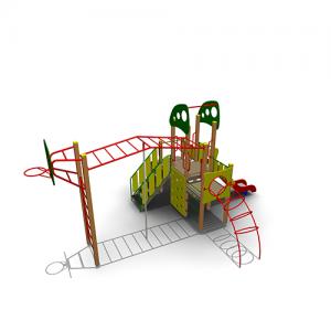 Детский игровой комплекс ИК-102