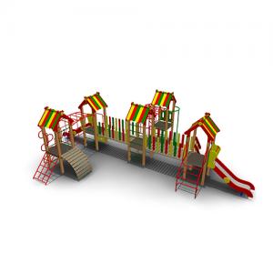 Детский игровой комплекс ИК-103
