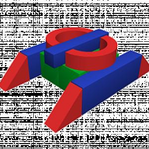 Мягкий игровой комплекс «Танк» ДМФ-МК-13.75.00