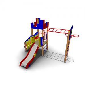 Детский игровой комплекс ИК-104