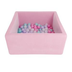 Romana Airpool BOX (розовый) (розовые шарики)