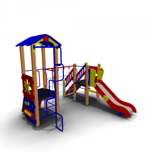 Детский игровой комплекс ИК-106