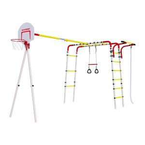 Детский спортивный комплекс для дачи ROMANA Акробат - 2 (без качелей)