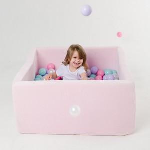 Romana Airpool BOX (розовый) (серые шарики)