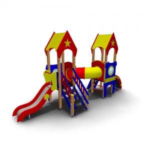 Детский игровой комплекс ИК-107