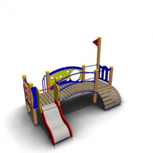 Детский игровой комплекс ИК-98