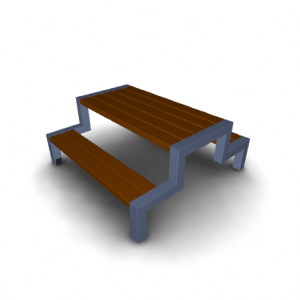 Стол парковый ПМ-06