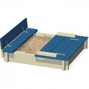 Песочница - лавочка