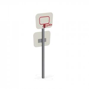 Баскетбольная стойка комбинир.
